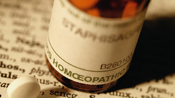 Homeopathy dismissed as a placebo