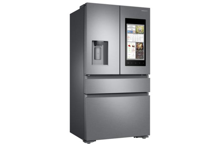 Samsung bringt Bixby in Kühlschränke