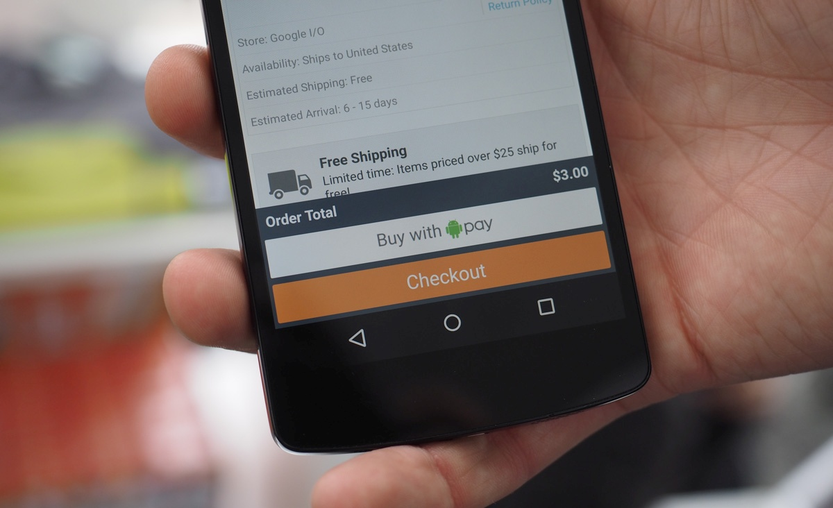 Android Pay reaches Google Play, ready for all in the US
