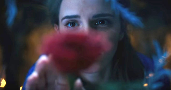 Disney's First Official 'Beauty and the Beast' Poster Is Here