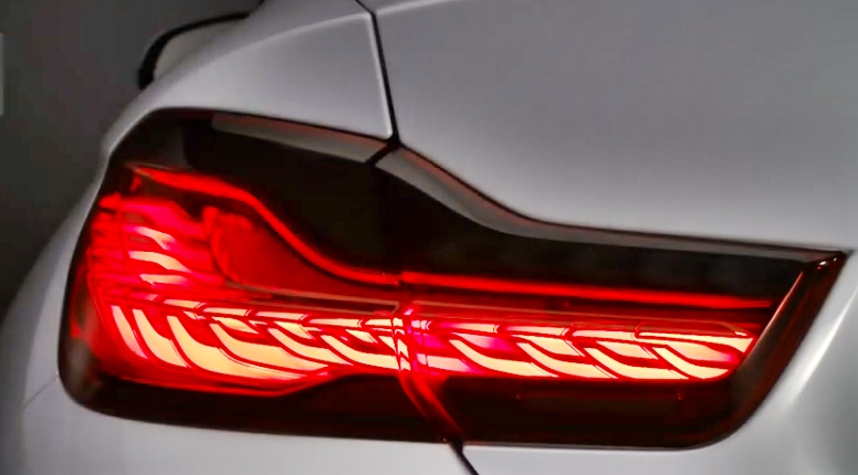 BMW, BMW Organic Light, OLED