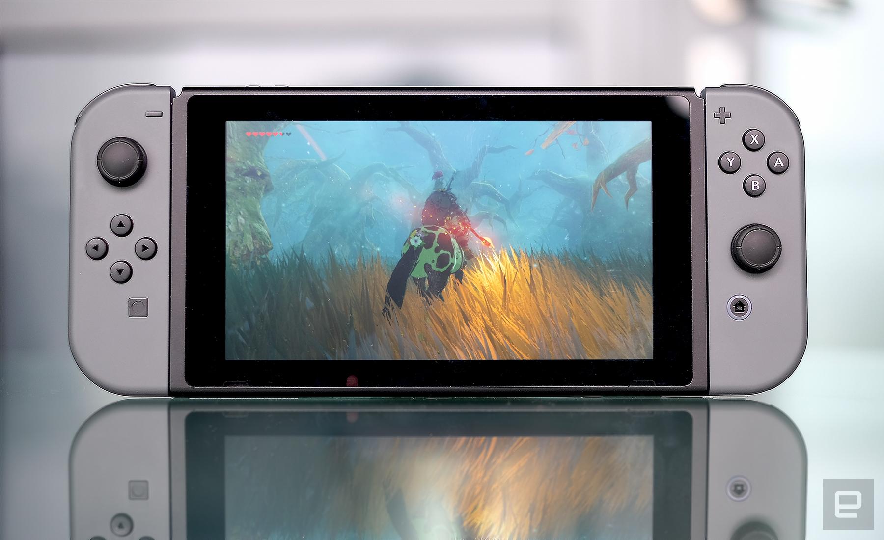 Switch tiene un límite de capturas de pantalla que probablemente nunca verás