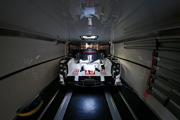 Porsche 919 Hybrid (19), Porsche Team: Nico Huelkenberg, Earl Bamber, Nick Tandy