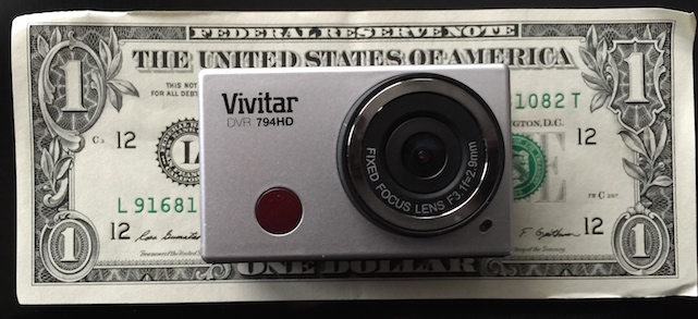 Vivitar DVR794HD Action Cam