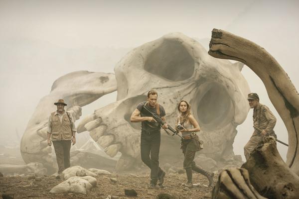 来年公開のキング・コング映画『コング:スカル・アイランド』には『GODZILLA』に登場したあの秘密機関(MONARCH)も登場?!