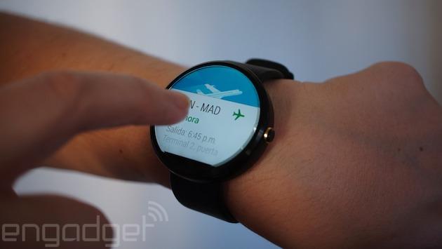 ¿Tienes el Moto 360 original? Olvídate de Android Wear 2.0