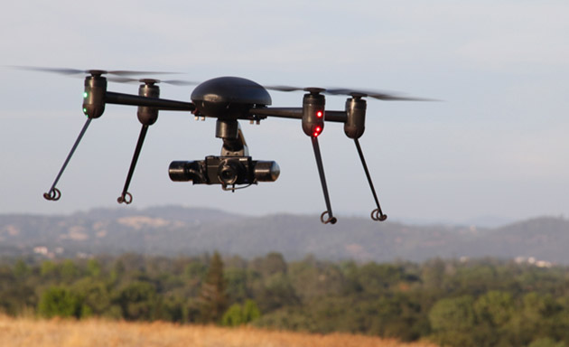 FAA-approved drones report for duty on North Dakota farms