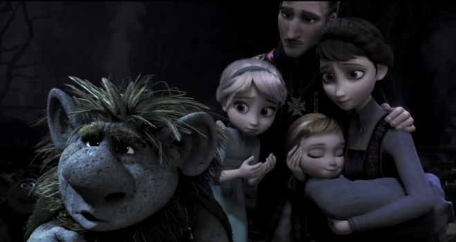 frozen horror movie Disneys Frozen as a Horror Movie Is Hilariously Chilling (VIDEO)