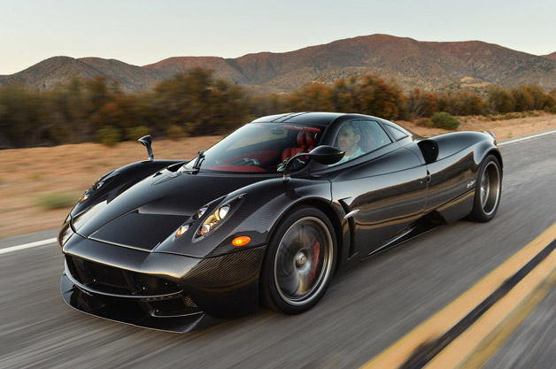 Review: 2014 Pagani Huayra - ClubLexus - Lexus Forum Discussion