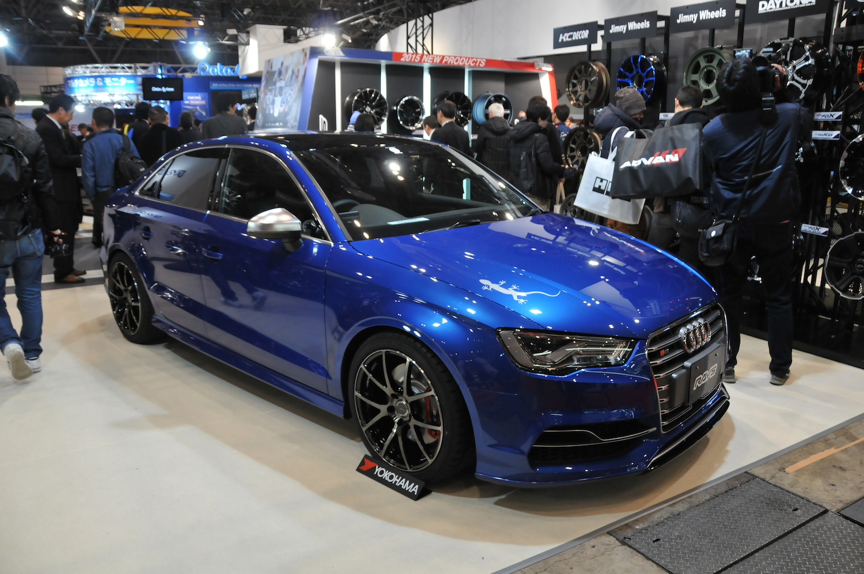 Tokyo Auto Salon2015 RAYS
