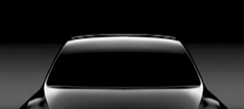 La primera imagen del Model Y de Tesla te va a dejar descolocado: ¿qué le falta?