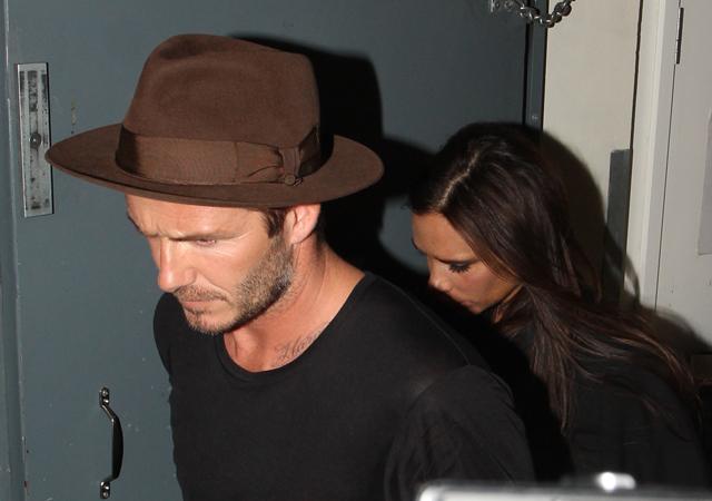 Victoria Beckham David Beckham