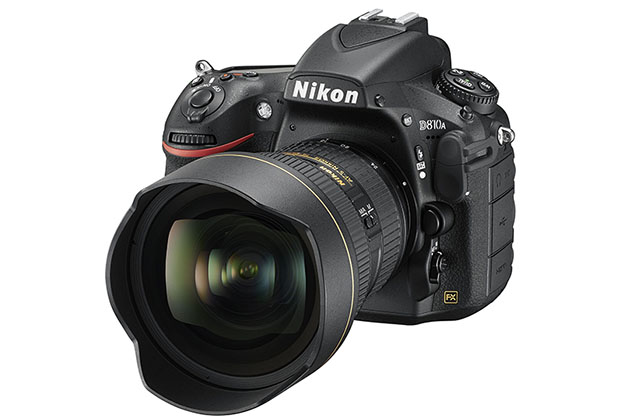 Nikon's D810A DSLR is designed for shooting stars