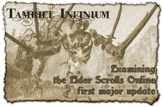 Tamriel Infinium: Examining the Elder Scrolls Online first major update