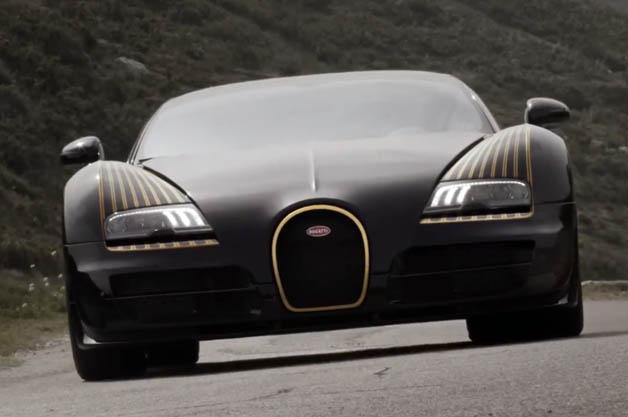 【ビデオ】お値段3億4000万円! 特別な「ブガッティ」第5弾モデルのプロモ映像