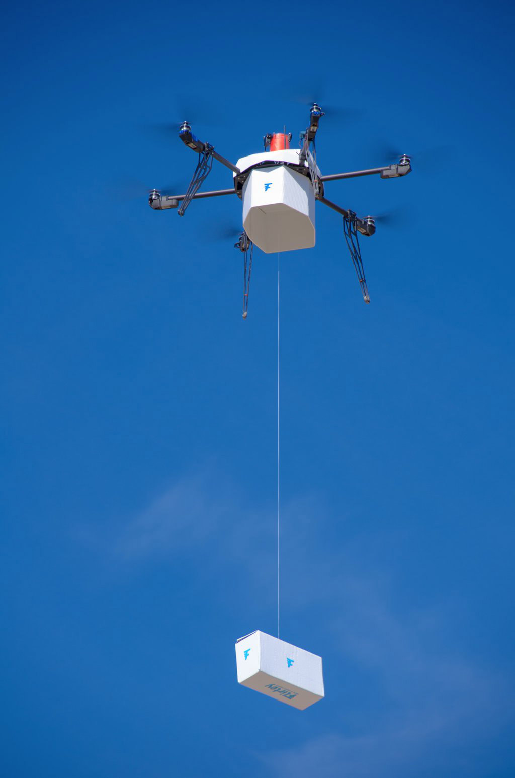 Nevada gets first FAA-approved urban drone drone delivery