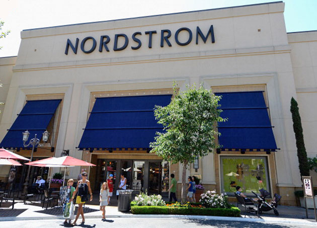 Nordstrom tests drive-by curbside pickups for online orders
