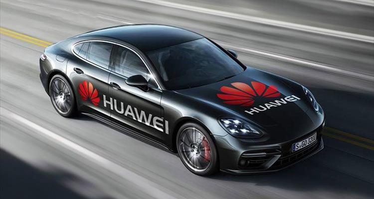 Huawei stellt KI-Smartphone-betriebenes Auto vor