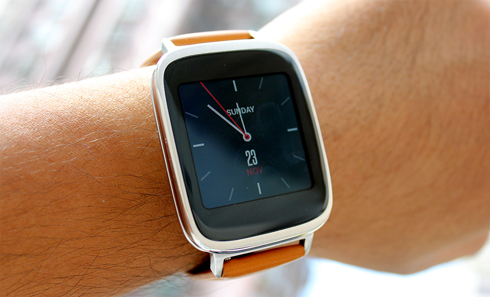 ASUS ZenWatch review: subtle and stylish, with a few shortcomings