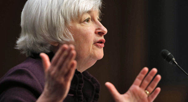 Eyes on Yellen as Investors Await Capitol Hill Testimony