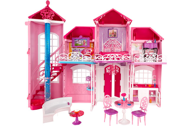 WIN a BARBIE® MALIBU HOUSE