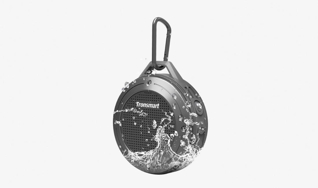 たった1780円でIP67防水防塵「Tronsmart T4」Bluetoothスピーカー発売。外観に反する5W大音量