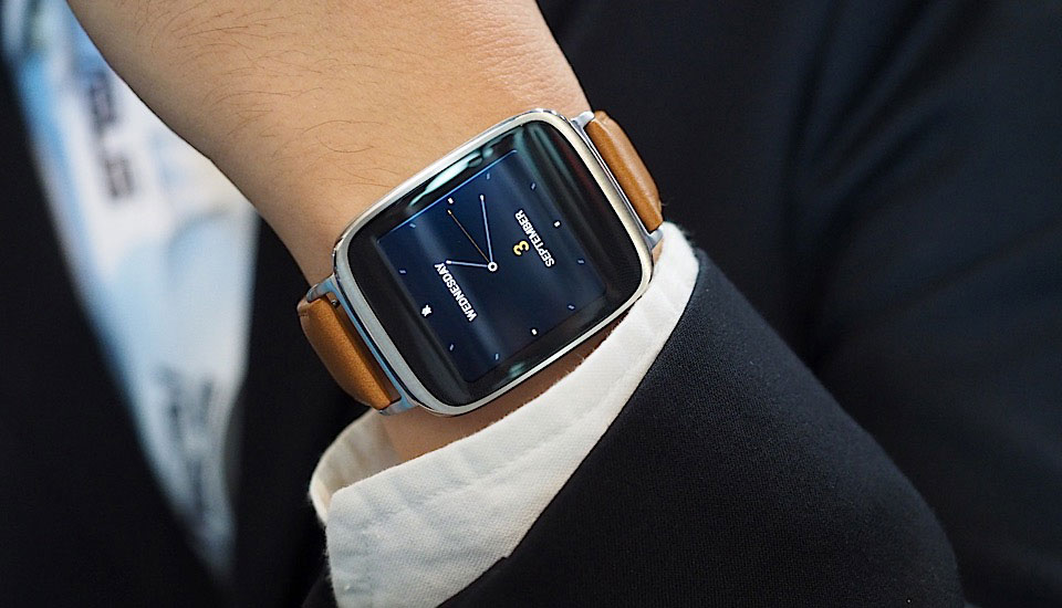 Productivity only made this 2 ZenWatch - even better