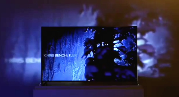 Philips Afterglow promises a whole new generation of Ambilight TVs