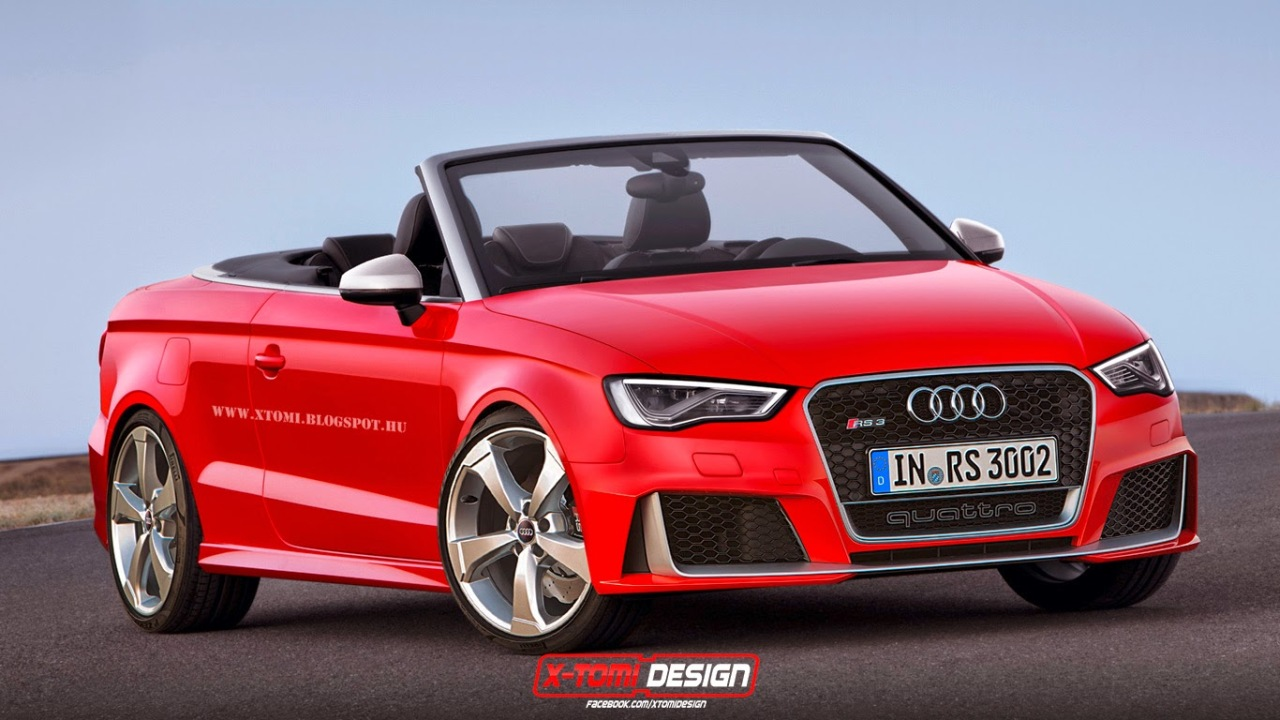 Extra RS3:  Noch mehr neue Audi RS3-Modelle