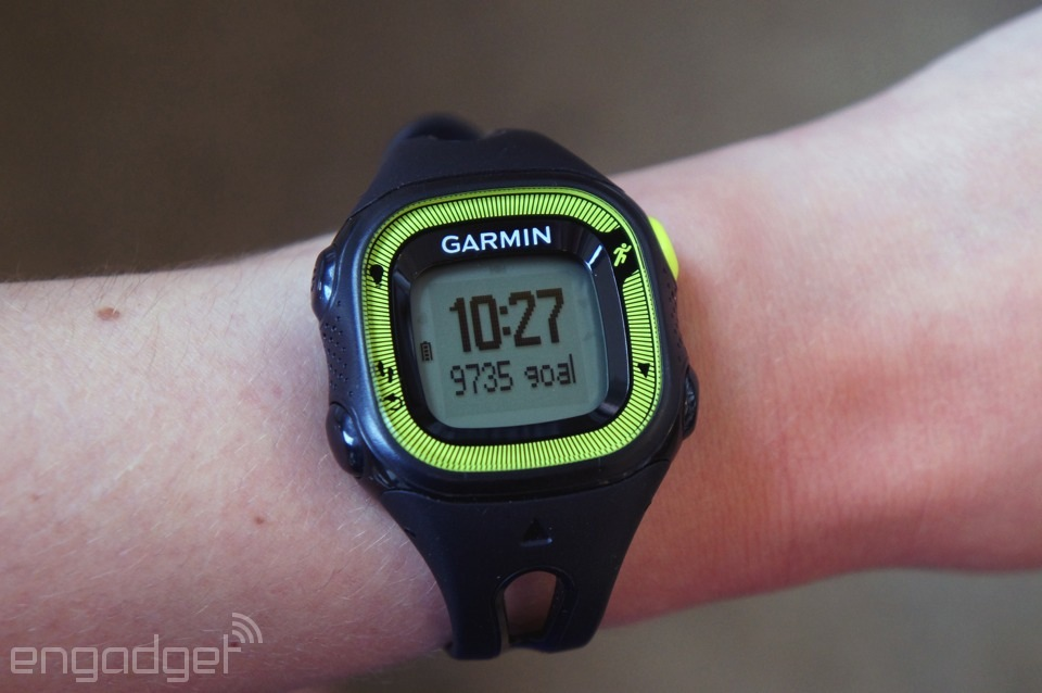 Garmin Forerunner 15 review: sports watch first, fitness tracker second