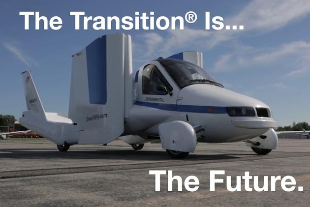 「空飛ぶクルマ」実現に向け有望視されているテラフージアを、ボルボの親会社が買収