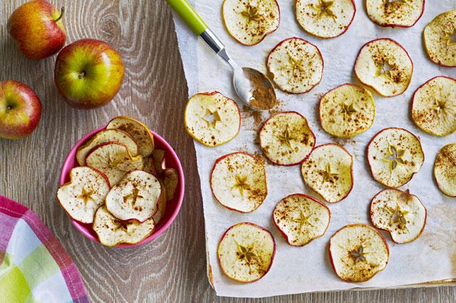 Apple thins recipe