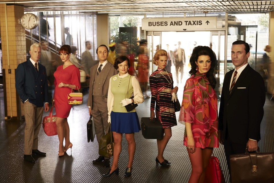 What's on your HDTV: 'Mad Men' finale