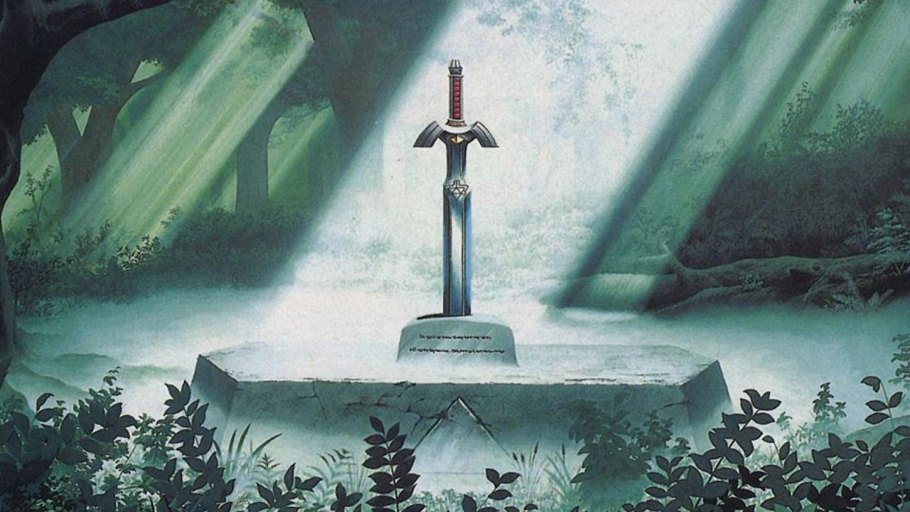 The Top 10 Swords in Video Games