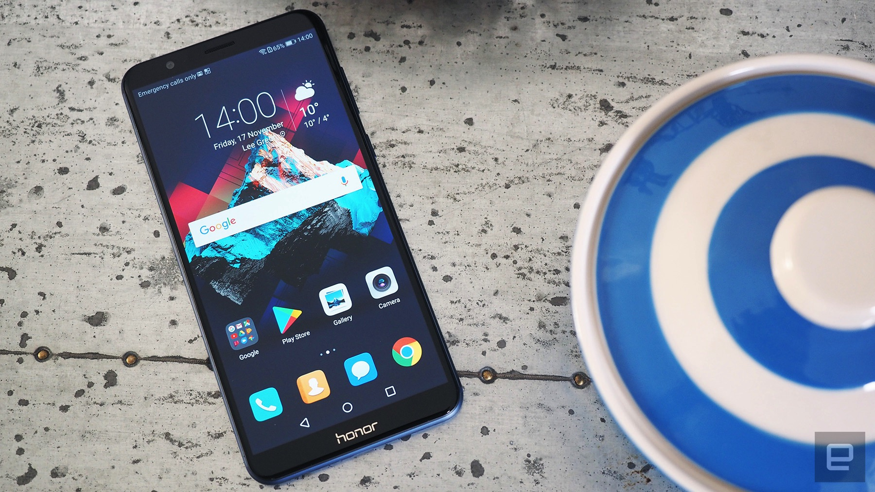 Honor 7X: un nuevo 'Full View' que se acomoda en la gama media