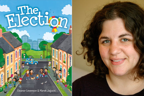 The Election: a book about politics for small children
