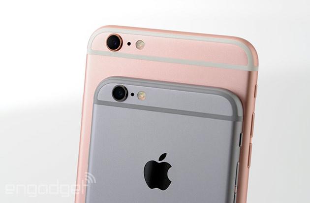 iPhone 6s 6s Plus更换电池