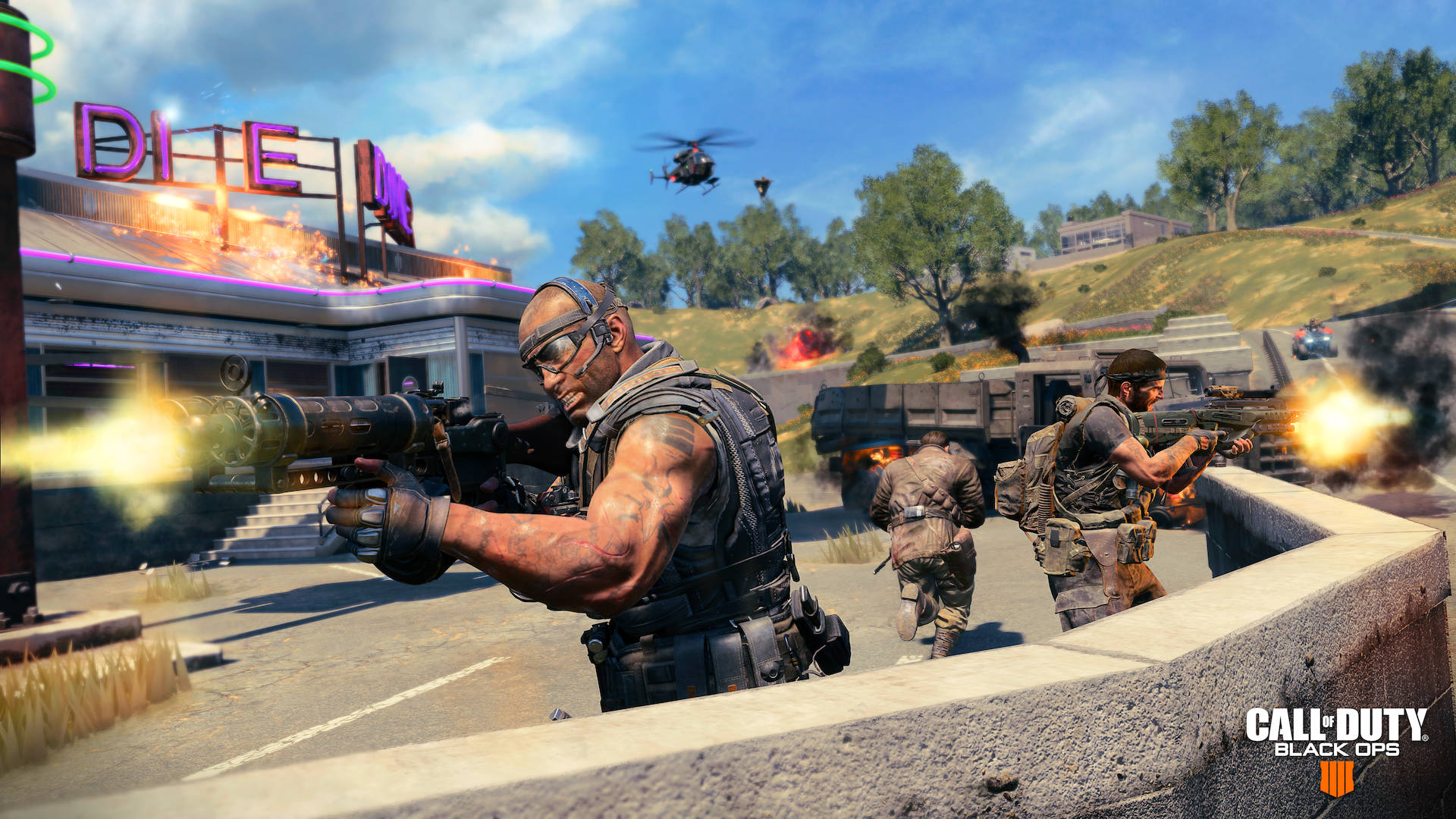 photo image Watch a Twitch stream to unlock 'Black Ops 4' battle royale PC beta