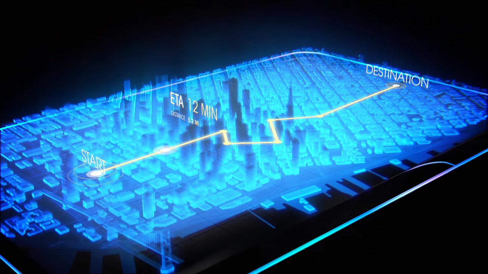 RED verrät, woher das holografische Display seines Smartphones kommt
