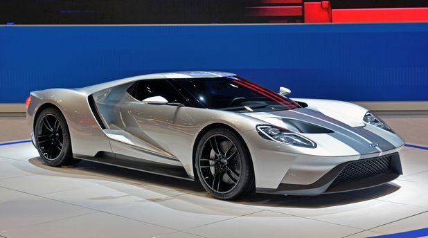 Ford GT Chicago