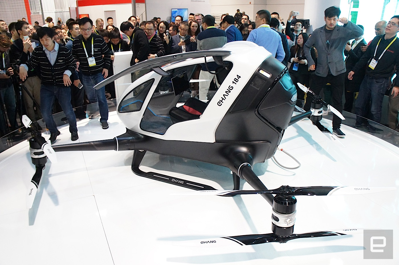 Passenger drone gets permission for US flight tests