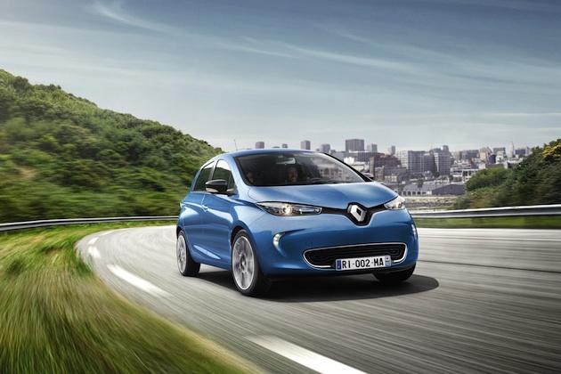 ルノー、電気自動車「ZOE」の自動運転テストを中国で開始