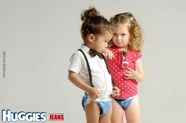 huggies ads israel