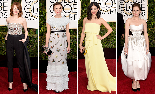 Best and Worst Dressed at the 2015 Golden Globes