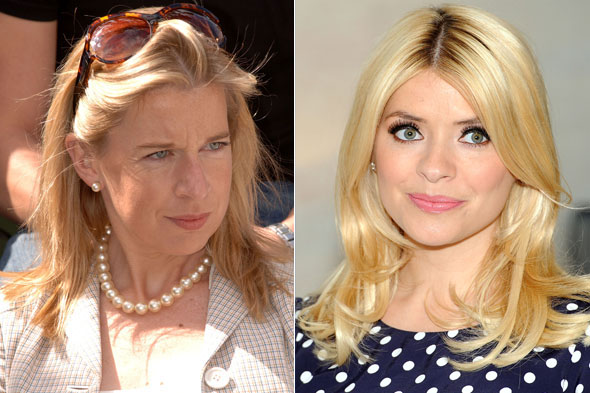 Katie Hopkin's on Holly Willoughby's baby name choice: 'They clearly had sex in Chester'