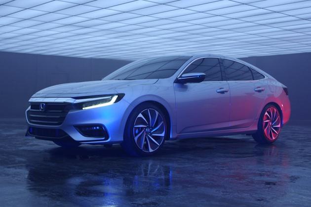ホンダのハイブリッド車「インサイト」が高級セダンとして復活! まずは北米国際自動車ショーでプロトタイプを公開