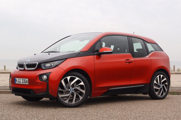 【噂】現在開発中のBMW「i5」は、トヨタの水素燃料電池を搭載?