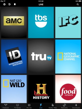 Comcast's live TV app has doubled its channel count in a year