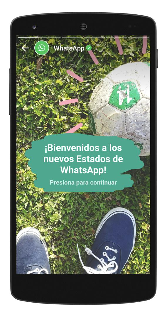 Corre: los Estados de WhatsApp ya están disponibles