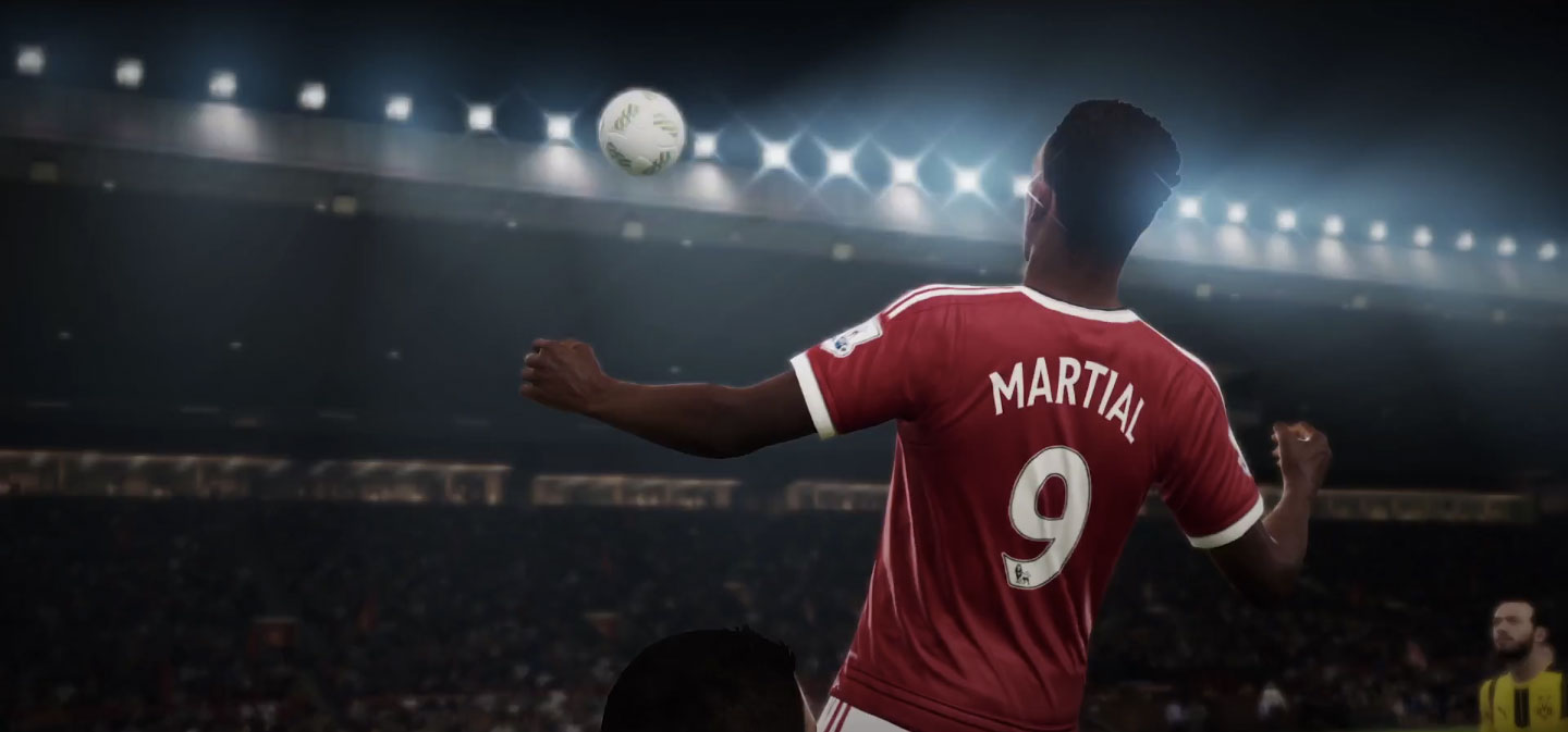 EA's 'FIFA 17' lands on September 27th